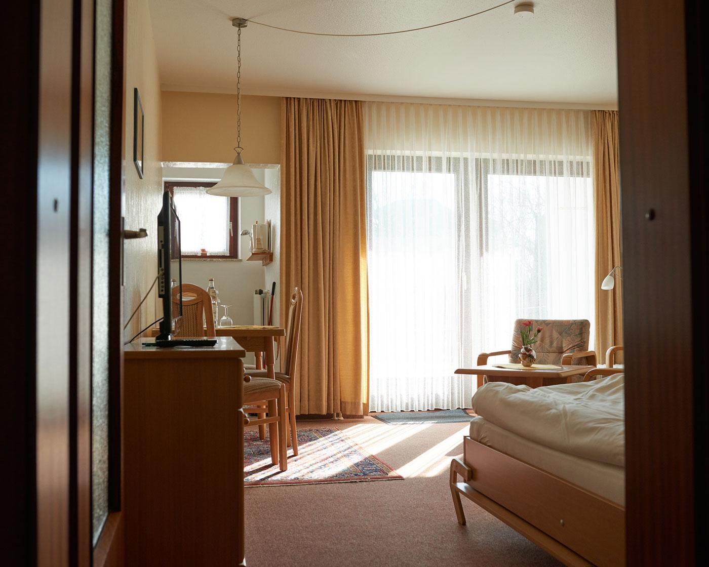 """Komfort-Doppelzimmer """"Kabelgat"""""""