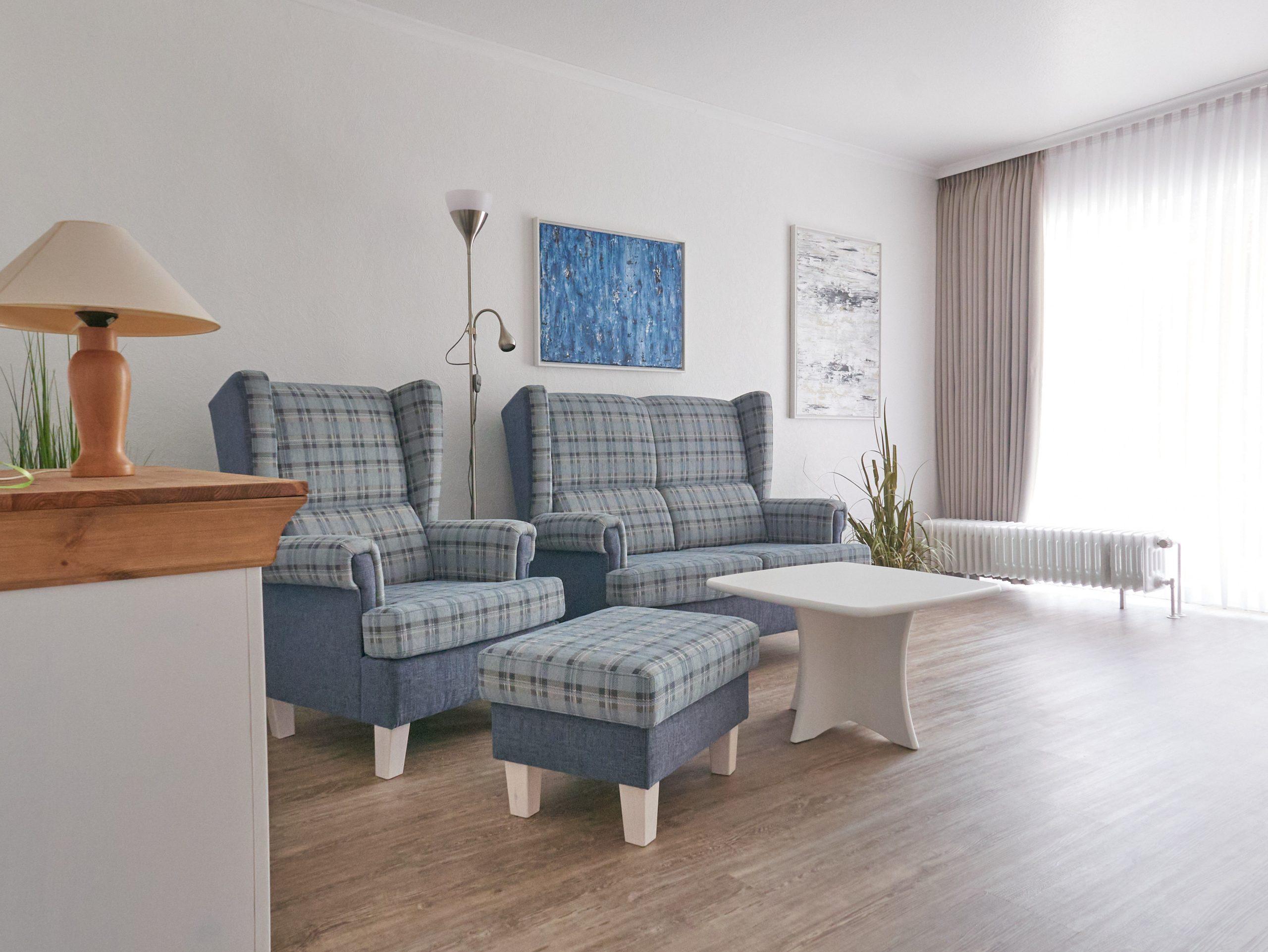 "2-Raum Apartment ""Kajüte"" (EG)"
